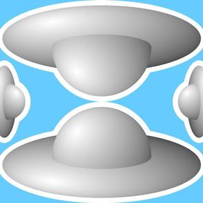 08062303 : © UFO cushion + toy