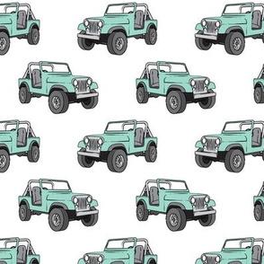 jeeps - mint