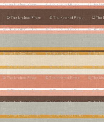Vintage Kilim stripes (small)