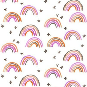 rainbows halloween