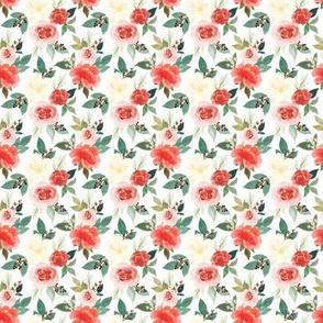 Festive Floral mini