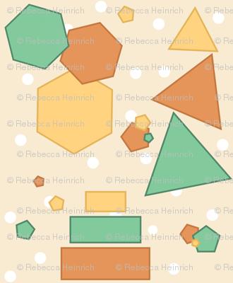 Nursery shapes
