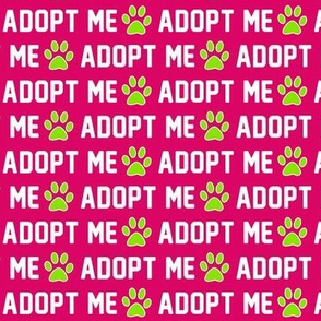Adopt Me Pink Paws