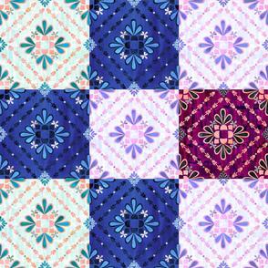 Folk Mix boho Tiles