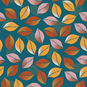 Autumn Leaves Limited Palette