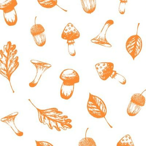 Autumn pattern