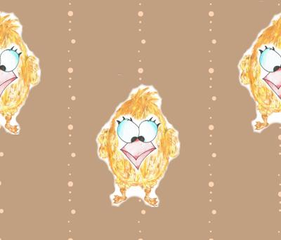 Little Chicken Friend