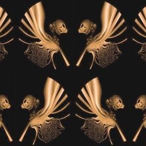Ancient Fractal Gargoyles