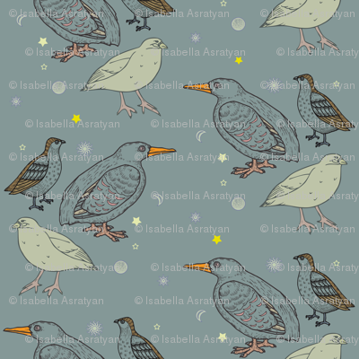 neutral_nursery_with_birds_and_planets