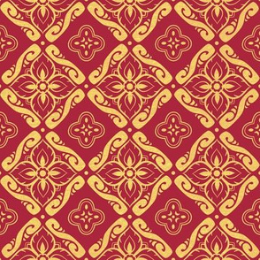 Thai Inspired Pattern