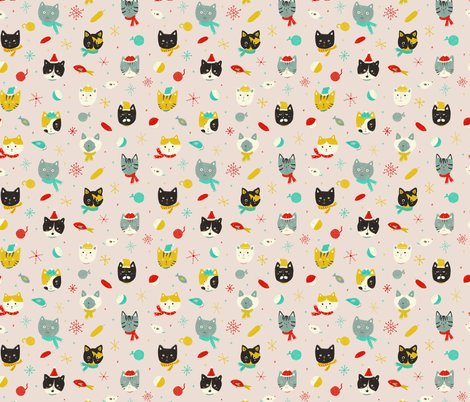 Rr00_winter-kitties-repeat-pattern-16x16-150dpi_shop_preview