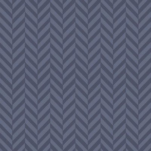 Subtle Herringbone Blue