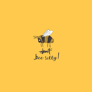 Do Bee Silly! Yellow