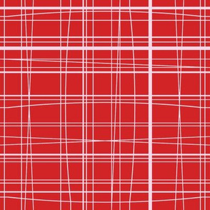 Doo-Lally Tartan sorbet strawberry