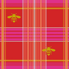 Edmund Tartan strawberry