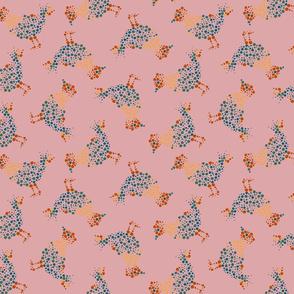 Chicken dots