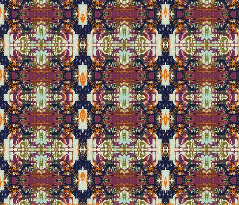 Chinoiserie Lantern 6 fabric by tjrobertson on Spoonflower - custom fabric