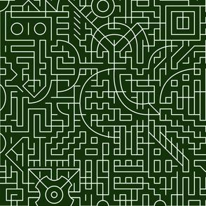 Green Dream, 0900l