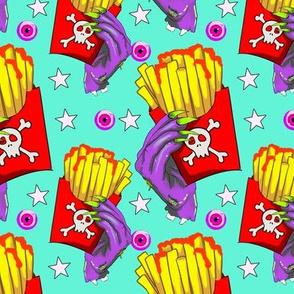 zombie fries