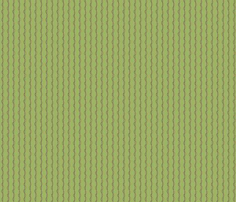 Ribbon Pinstripe | Cider Apple fabric by lochnestfarm on Spoonflower - custom fabric