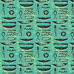 Mood Egyptian, 3-faux faience