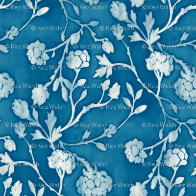 Chinoiserie Floral