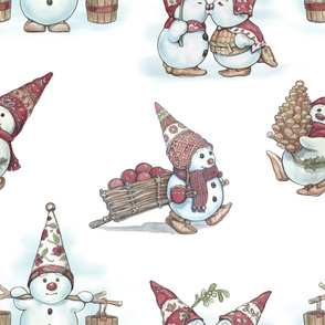 Sgnomes Repeat 20 flat