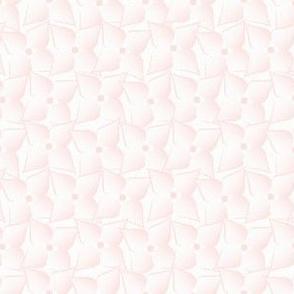 Leafpoint Florets: Light Millennial Pink Floral