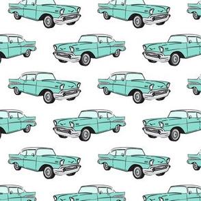 Classic Car - Sedan - 50s 60s - mint