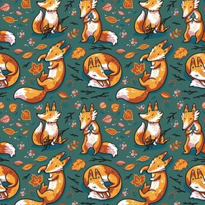 Gentle foxes