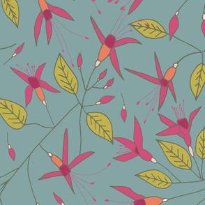 Hardy Fuchsia