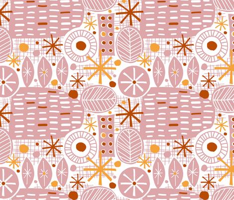 Pattern Play Fabric Twohanddesign Spoonflower