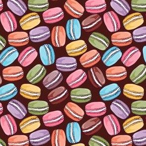 Tiny Macarons