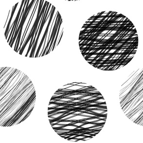 JUMBO ink doodle dots