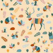 Animales-del-bosque_bright_yellow_shop_thumb