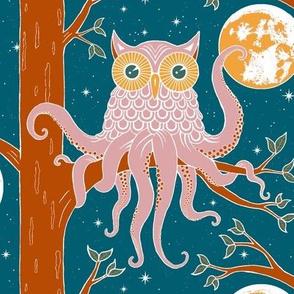 Pink Owlctopus
