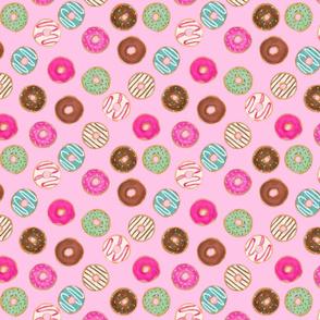 "8"" donut pink"