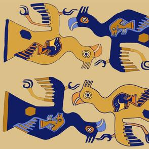 Peruvian Aves Tan