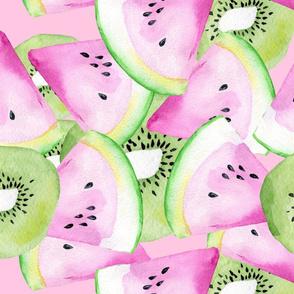 Kiwi & Watermelon Fresh