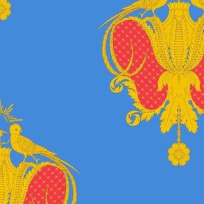 Quintana's royal quetzal v09