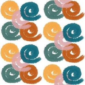 Mediterranean Spirals