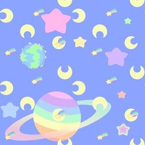 Tasty sky dreams - blue
