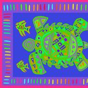 Caribbean Tortuga