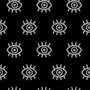 Eyes on You - Black