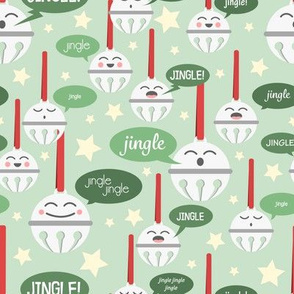 jingle, Jingle, JINGLE! in Red & Green