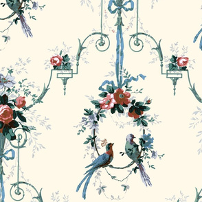 McCallister Toile  ~ Christmas Memories