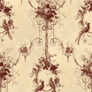 McCallister Toile  ~ Parchment