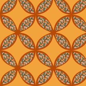 Terracotta Cloverleaf