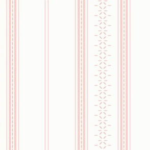 Leafpoint Stripe: Rose Gold Thin Stripe