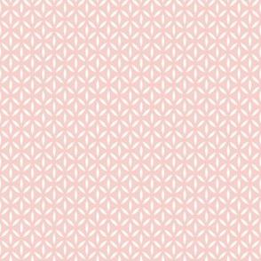 Leafpoint Lattice: Rose Gold Latticework